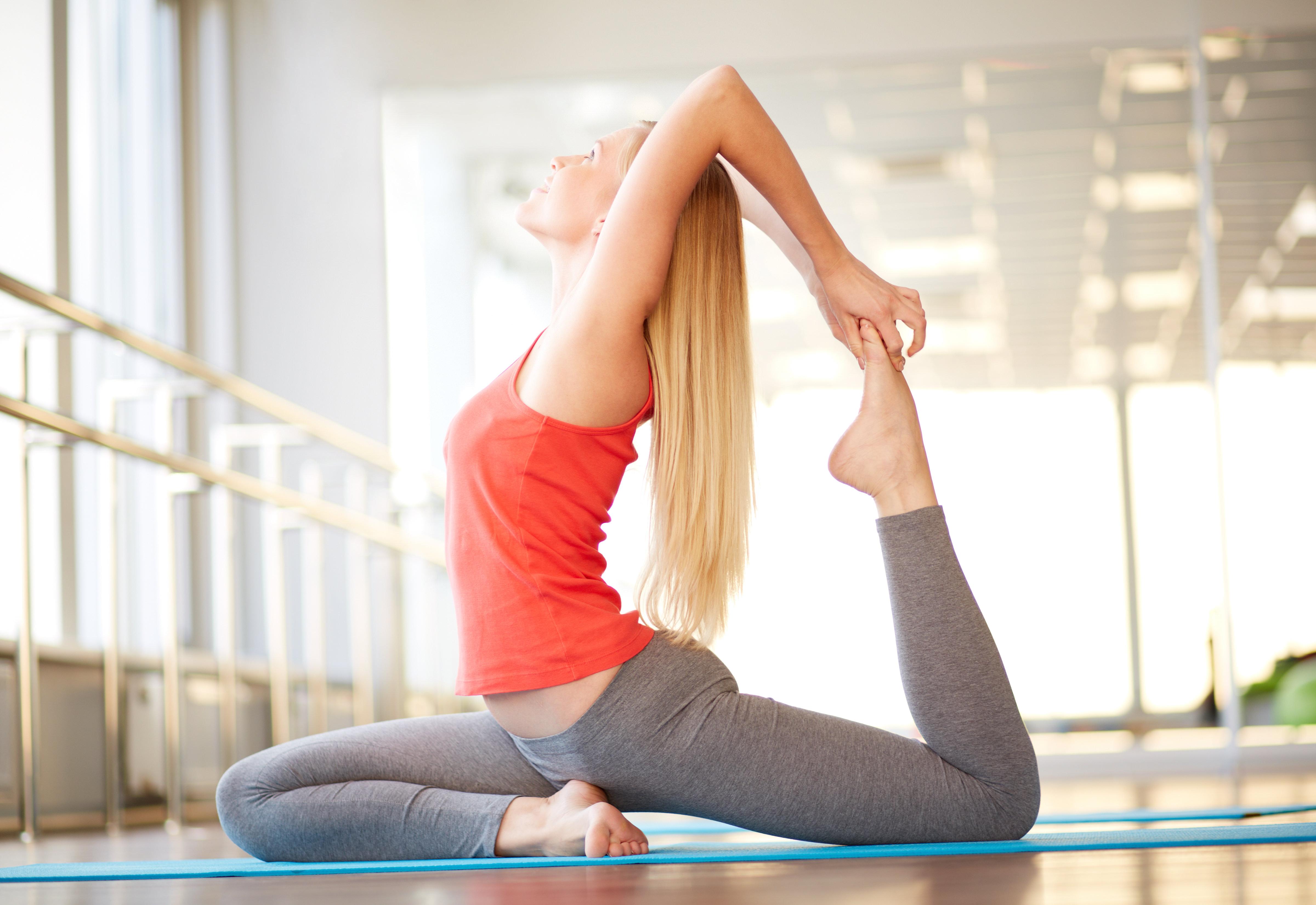 Yoga amaizing assans